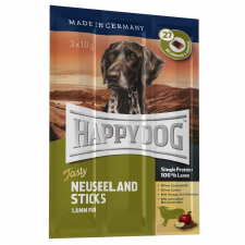 Happy Dog Tasty Neuseeland Sticks - 18 x 10 g jutalomfalat kutyáknak