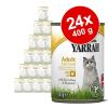 Yarrah wellness bio-pástétom gazdaságos csomag 24 x 400 g - Csirke