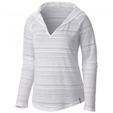 Columbia Inner Luminosity Hoodie T-shirt,top D (1621381-o_100-White)