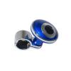 Kormánytekerő gomb kék