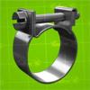 Üzemanyagcső bilincs, Gufero MINI 9 W1, 15-17/9 mm