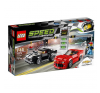 LEGO SPEED CHAMPIONS: Chevrolet Camaro Drag Race 75874 lego