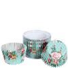 Cupcake muffin papírforma virágok 75db
