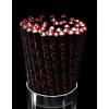 Zötzl Collections Zötzl Swarovsky kristályos ceruza, szíves mintákkal piros