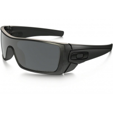 Oakley Batwolf 9101 35 MATTE BLACK INK BLACK IRIDIUM POLARIZED