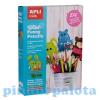 Mókás állatok ceruzadísz Apli Kids