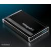 Akasa Integral S 2,5 SATA külsõ ház, USB 3.0 - fekete AK-ENI2U3-BK