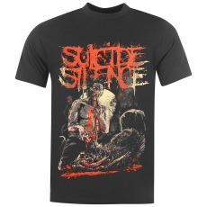 Official Póló Official Suicide Silence fér.