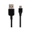 Hama adatkábel micro USB /fekete