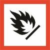 Tűzveszélyes (TÁBLA)