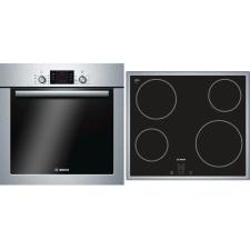 Bosch HBG43T350R + PKE645D17E sütő