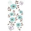Türkíz virág