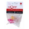 Hopp cseresznye 6+fluoreszkáló cumi 1db
