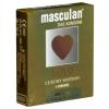 Masculan Gold Luxury Edition óvszer 3db
