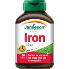 Jamieson Vas 35mg elnyújtott hatású tabletta 60db táplálékkiegészítő