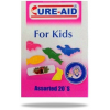 Cure-Aid For Kids gyermek sebtapasz 20db