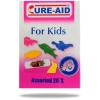 Cure-Aid For Kids gyermek sebtapasz 20db