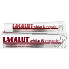 Lacalut White and Repair fogkrém 75ml fogkrém