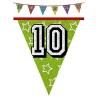 Hologramos zászlófüzér 10, 11, 12 éves 8 m-es   (10-es)