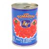 Tomadini hámozott paradicsom 400 g kockázott