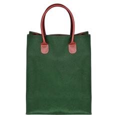 PACK & RIDE PACK&RIDE bevásárló táska zöld 34x12.3x45cm