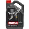 Motul SPECIFIC PSA 2312 0W-30 5L