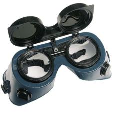 Védőszemüveg hegesztéshez, felhajtható