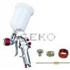 Geko Felültartályos festékszóró pisztoly 600ml 1.4 -es