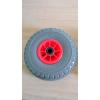 Molnárkocsi kerék TÖMÖR műanyag felnis, tűgörgős 3.00-4 (260x85)
