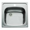 Teka Mofém EVO 1B egymedencés, 1 medencés beépíthető mosogató házgyári 465x465
