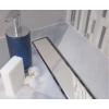 Mofém Linear zuhanyfolyóka szett KF minta nélküli ráccsal, MLP-750 KF