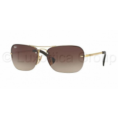 Ray-Ban RB3541 001/13 GOLD BROWN GRADIENT napszemüveg