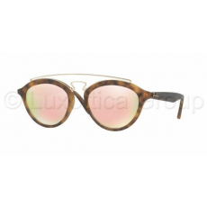Ray-Ban RB4257 60922Y MATTE HAVANA LIGHT BROWN MIRROR PINK napszemüveg
