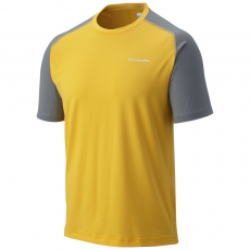 Columbia Trail Flash Short Sleeve Shirt Sport póló,aláöltöző D (1652653-o_703-Stinger)