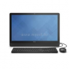 Dell Inspiron 24 3459 All-in-One PC Touch (fekete) | Core i5-6200U 2,3|12GB|500GB SSD|0GB HDD|Intel HD 520|W10P|3év