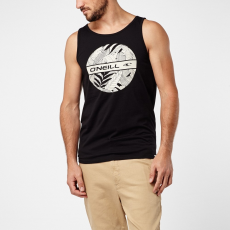 O'Neill LM PALMS LOGO TANK T-shirt,póló D (O-601910-o_9010-Black out)