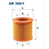 Filtron levegőszűrő AR366/1 1 db