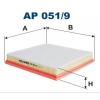 Filtron levegőszűrő AP051/9 1 db