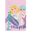- PRINCESS TOP - FRIENDS! (PINK)