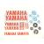 Yamaha UNIVERZÁLIS MATRICA KLT. YAMAHA PIROS