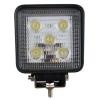 Off Road lámpa 110 x 110 x 41 mm Lumen: 15W > 800LM Fehér fényű