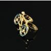 Biciklis duplaujjas gyűrű
