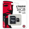 Kingston microSDHC 16GB CL10 (SDC10G2/16GBSP)
