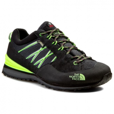 The North Face Félcipő THE NORTH FACE - Verto Plasma II Gtx T0CDL2AGS-8H Tnf Black/Safety Green