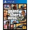 Rockstar Games Grand Theft Auto V. (GTA 5) /PS4