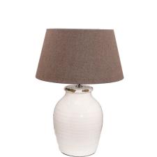 POTTER asztali lámpa kerámia fehér világítás