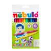 Nebulo Filctoll készlet, kétvégű, 12 darabos, NEBULÓ