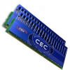 CSX memória - 8GB (2x4GB) - DDR3 - 1333Mhz - CSXO-CEC3-1333-8GB-KIT