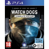 Ubisoft Watch Dogs Complete (PS4)