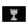 Walther Glass 16263 Weich. mécsestartó talpas